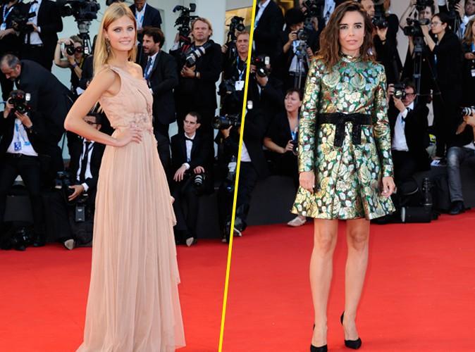 Photos : Constance Jablonski et Elodie Bouchez : double dose de beautés françaises à Venise !