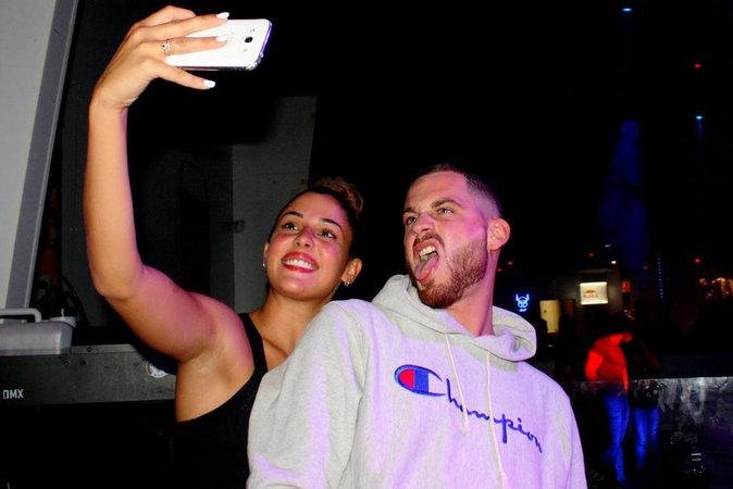 Photos : Coralie et Raphaël : ils ont franchi un cap !