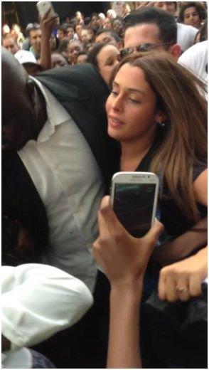 Photos : Coralie (Les Anges 8) : police dépassée, fans en folie... scandale à Bruxelles !