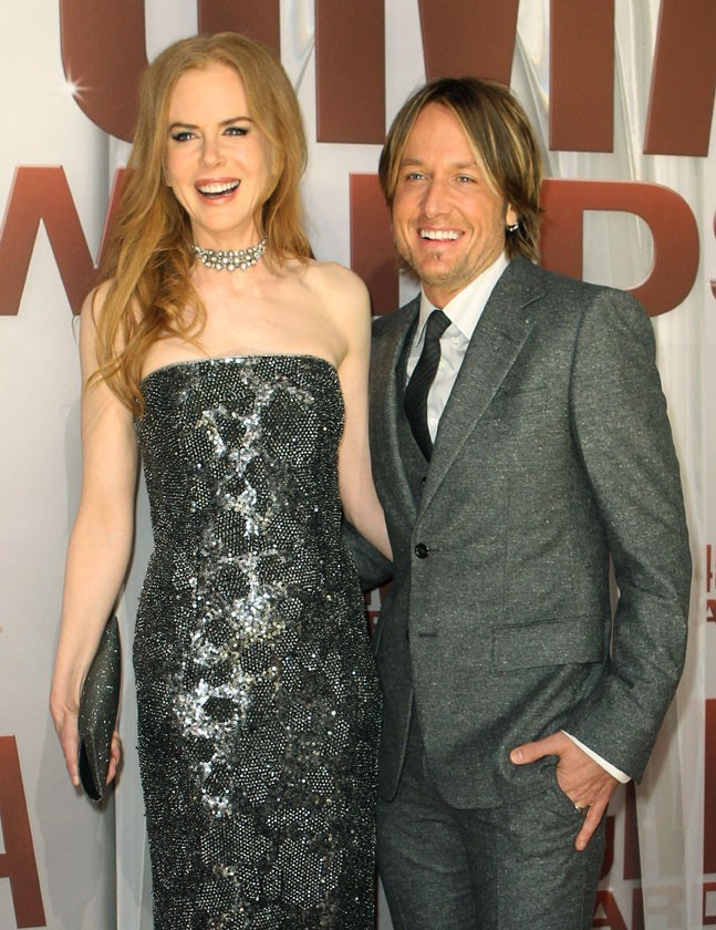 Keith Urban, le mari de Nicole Kidman, est reparti les mains vides...