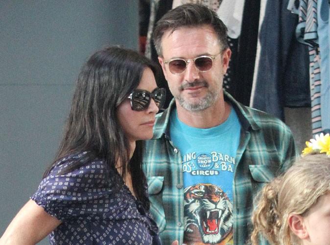 Courteney Cox et David Arquette : les deux ex se retrouvent pour une virée shopping avec leur petite Coco !