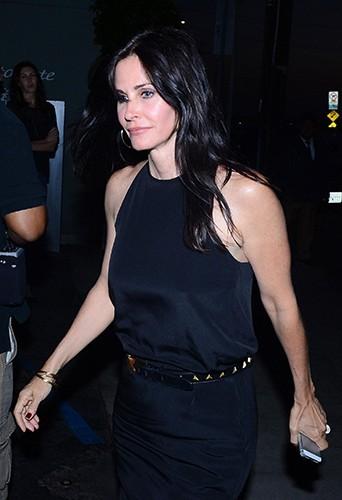 Courteney Cox à Los Angeles le 15 juin 2013