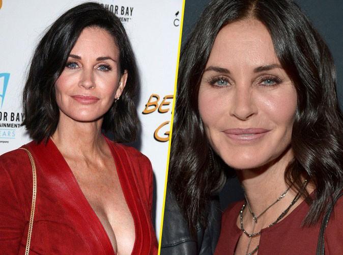 Courteney Cox : le visage figé, elle est méconnaissable !