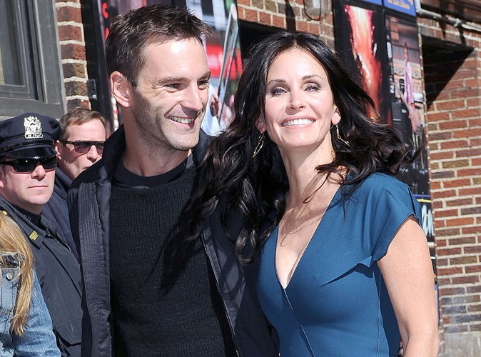 Courteney Cox : radieuse et amoureuse à New York !