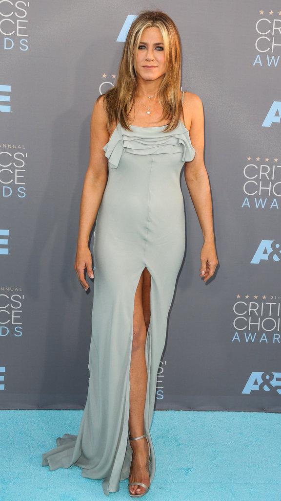 Photos : Critics Choice Awards 2016 : Jennifer Aniston et Justin Theroux : époux radieux, découvrez le palmarès complet !