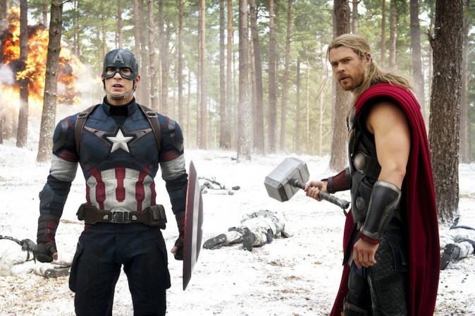 Ciné : Avengers : L'Ère d'Ultron, de Joss Whedon avec Robert Downey Jr, Chris Evans et Scarlett Johansson (2h22) : le film ultra bon !