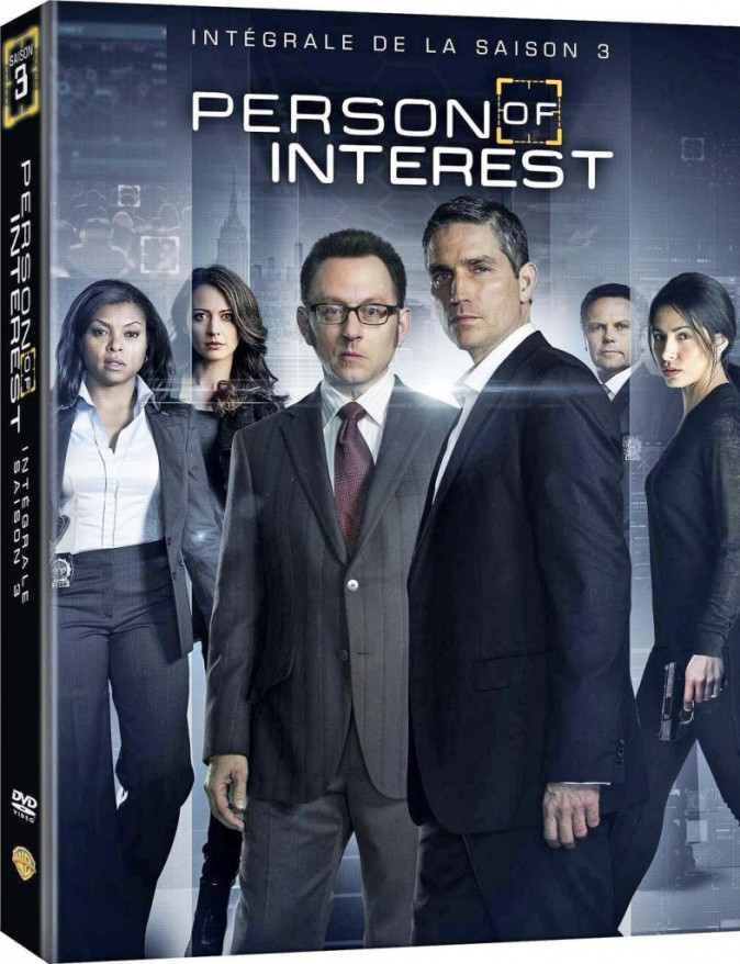 Person of Interest saison 3, Warner. 39,99 €, 20/05/15