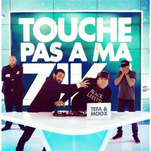 CD : Touche pas à ma zik, Tefa & Moox, Mercury. 14,99 € : 22/06/15