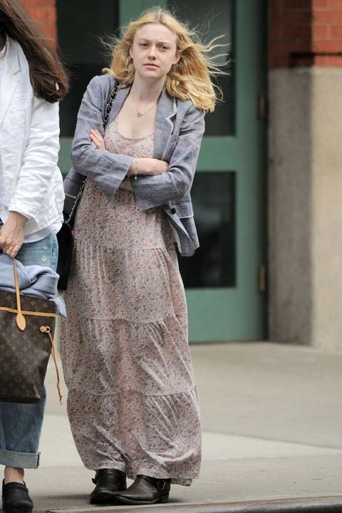 Un joli look de fashionista !