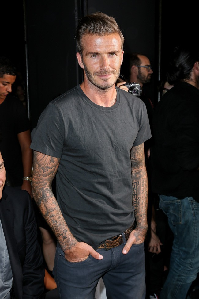 David Beckham # 3