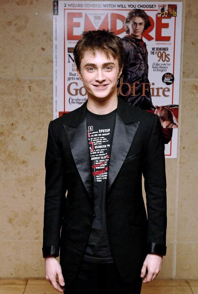 Photos : Daniel Radcliffe en 2006