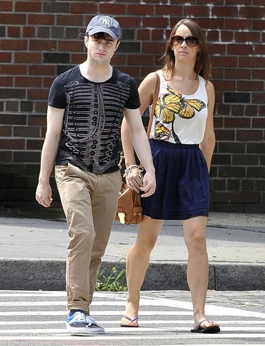 Voici Daniel et sa girlfriend Rosanne Coker !