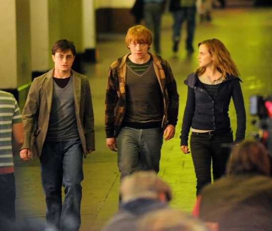 Harry Potter and the Deathly Hallows – Part 1, 2010