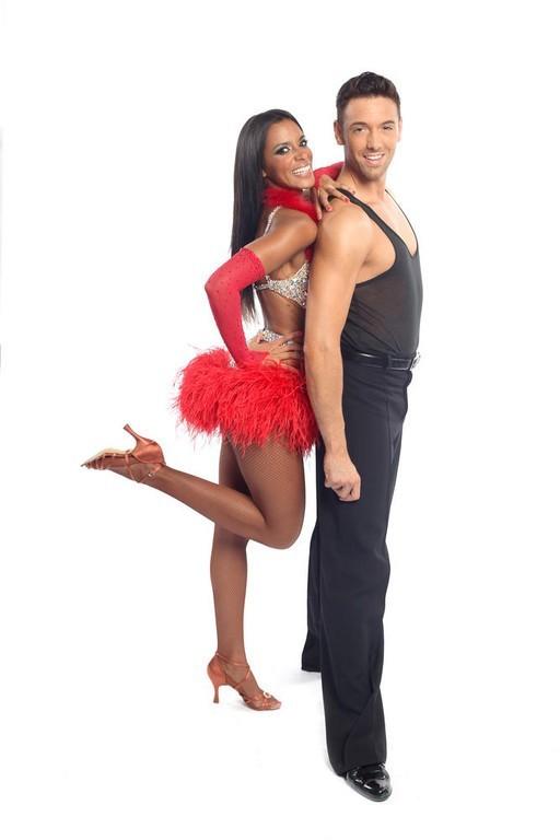 """Shy'm et Maxime Demeyrez, le duo gagnant de """"Danse avec les stars"""" saison 2 !"""