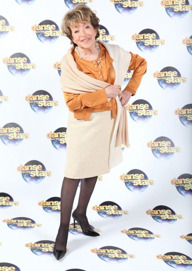 Marthe Mercadier, presque plus souple que les autres candidats !