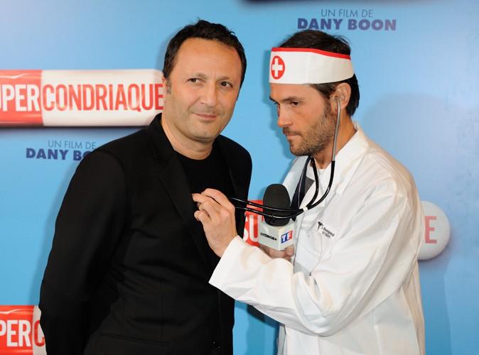 Arthur et Christophe Beaugrand à Paris le 24 février 2014