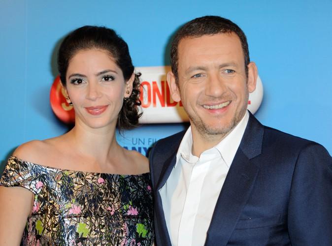 Yaël et Dany Boon à Paris le 24 février 2014
