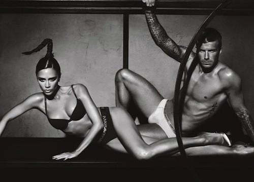Photos : David Beckahm : élu meilleur mannequin pour sous-vêtements du siècle, la preuve !