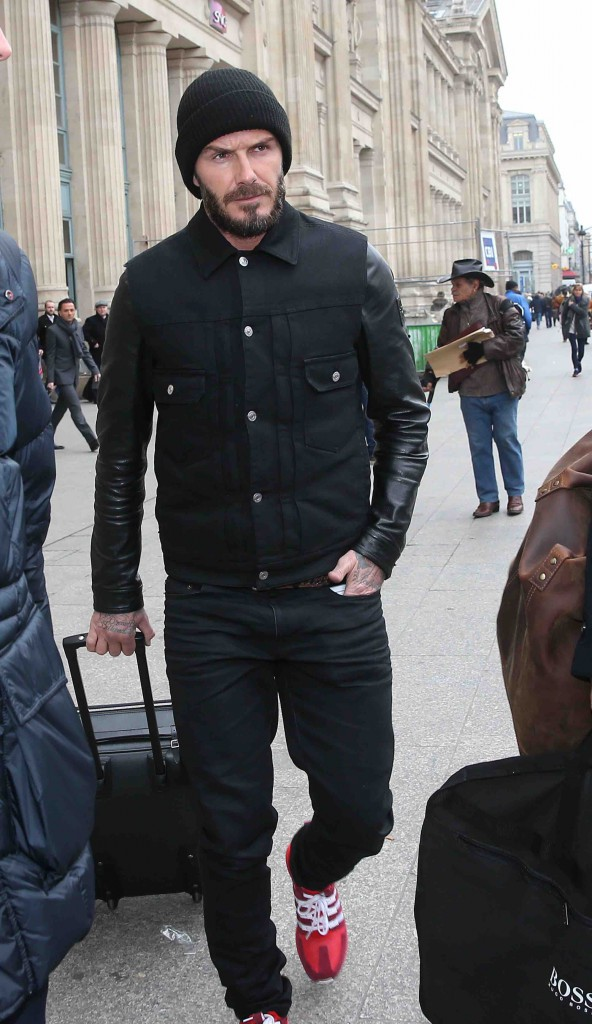 David Beckham : bye bye New York, bonjour Paris !