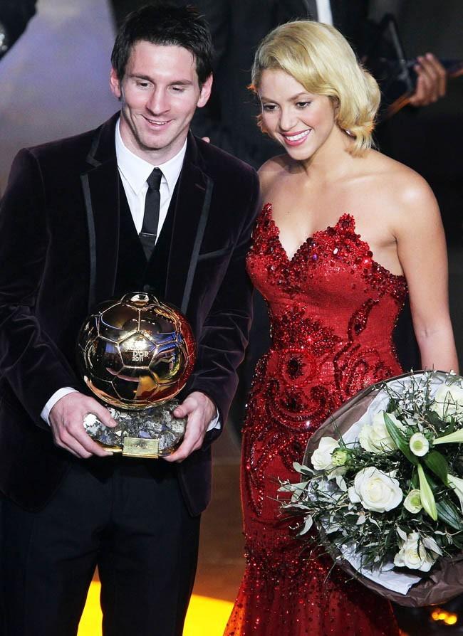 Lionel Messi, 33 millions d'euros pour l'année 2012
