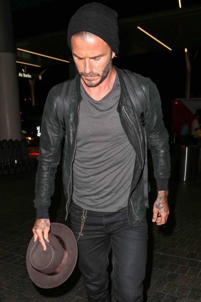 David Beckham : dernière ligne droite...