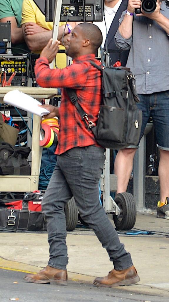 Kevin Hart le 5 juillet 2015