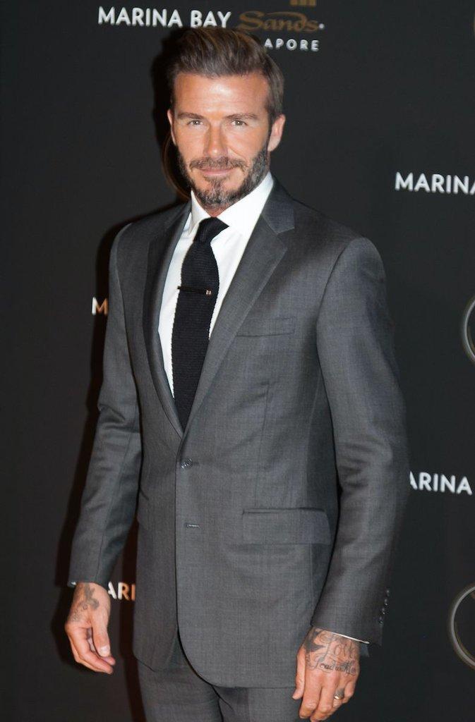 David Beckham : il éclabousse le Japon de toute sa classe !