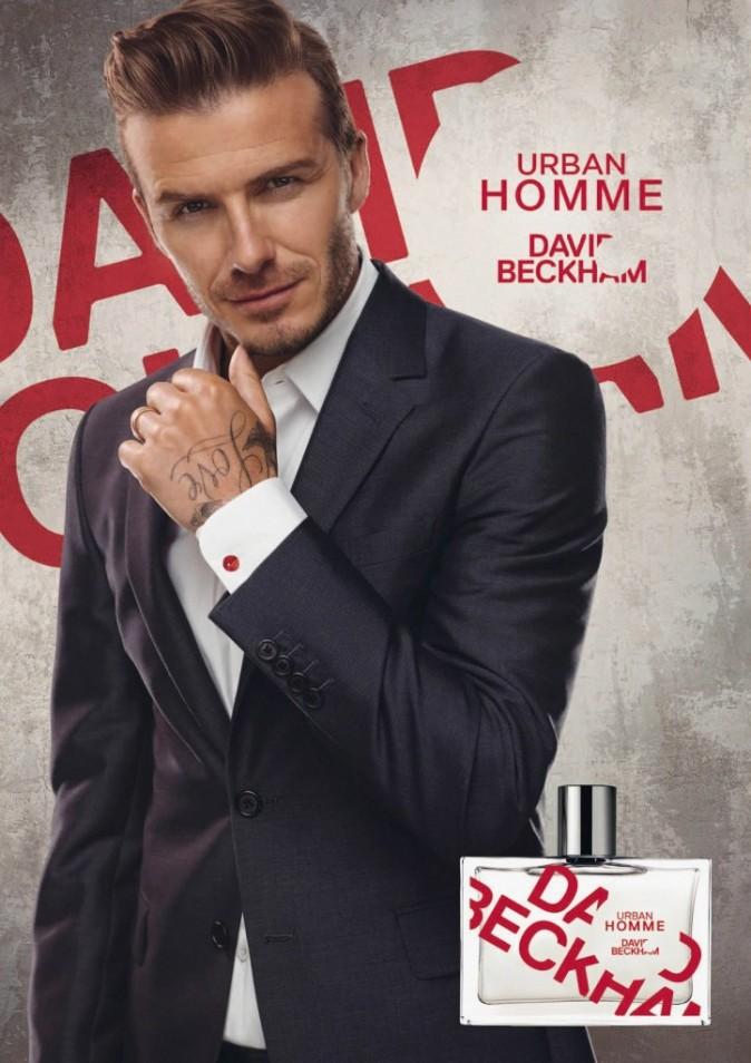 David Beckham roi de la promo !