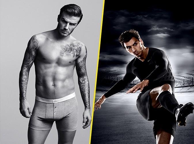 H&M pour David, Nike pour Zlatan : lorsque les campagnes de David en caleçon sortent, on ne résiste pas ! Un point supplémentaire pour l'anglais !