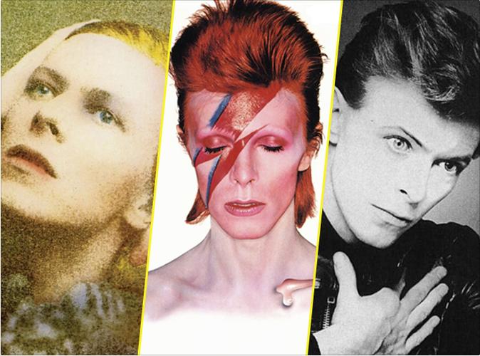 David Bowie : les 10 looks qui ont construit sa légende
