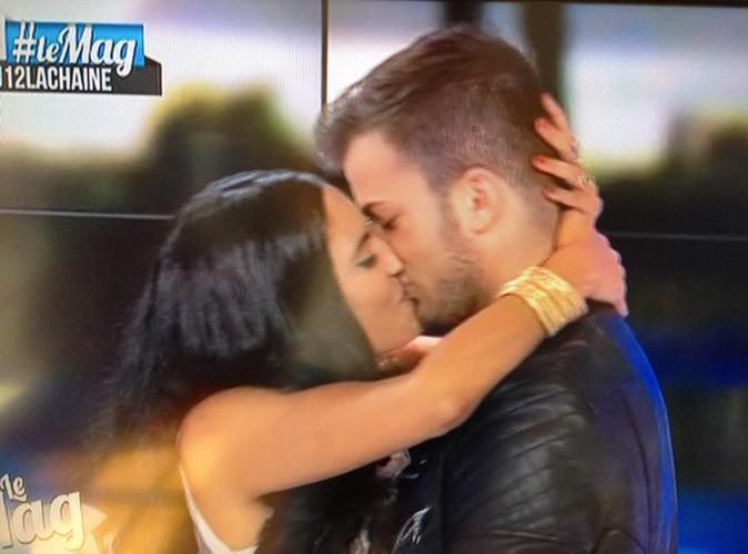 Photos : David Carreira et Cynthia Brown : c'est chaud entre le chanteur et la chroniqueuse !
