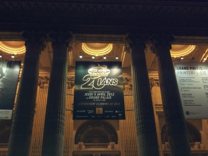 FG Radio a investi le Grand Palais !
