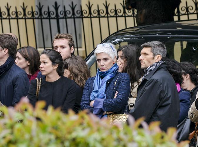 Frédérique Lantieri à Versailles le 10 juillet 2014