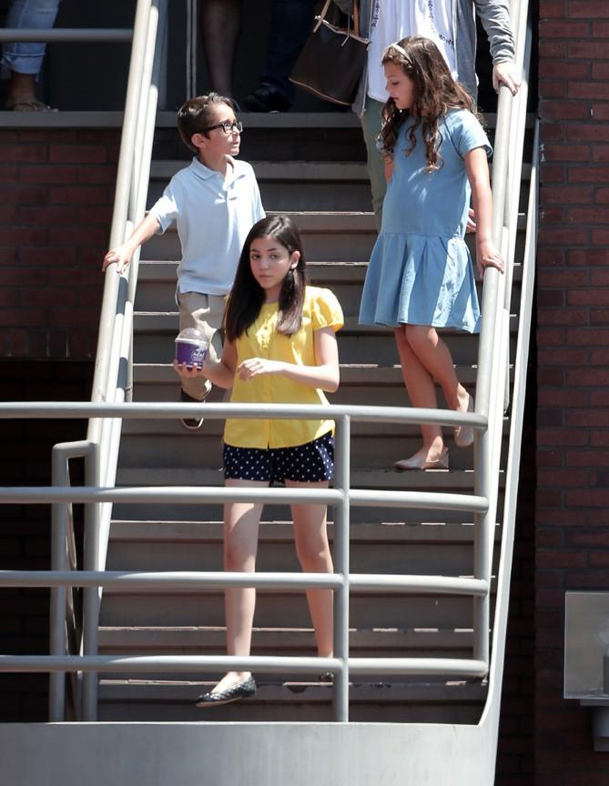 Les sosies des enfants Kardashian !
