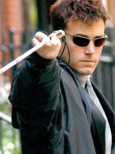 Ben Affleck (Daredevil dans... Daredevil, mais oui !)
