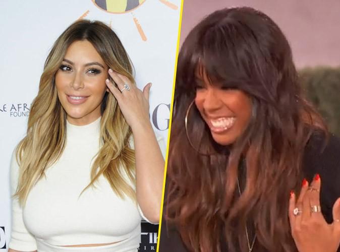 Photos : De Kim Kardashian à Kelly Rowland : retour sur les plus belles (et les plus grosses) bagues de fiançailles de 2013 !