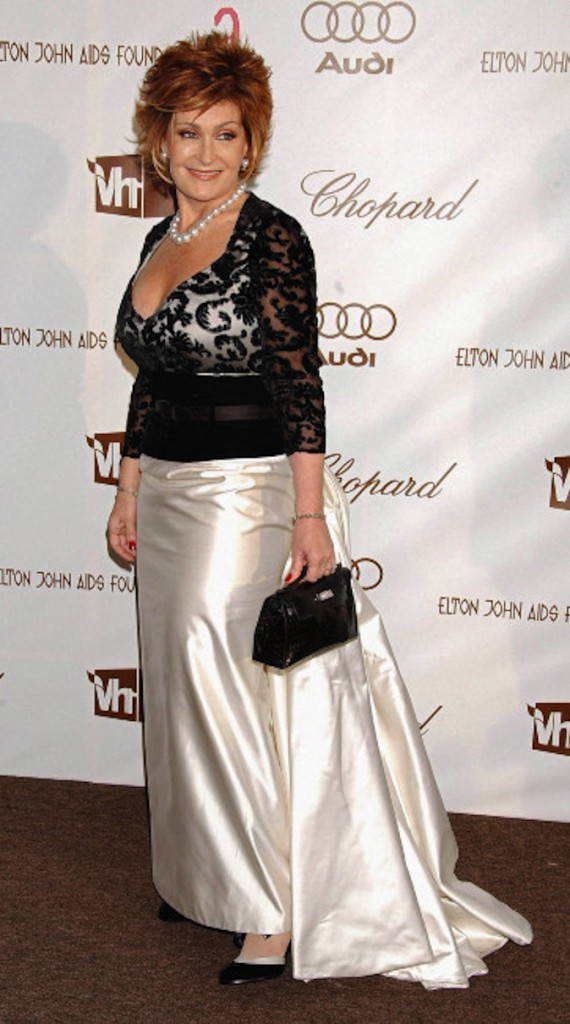 Sharon Osbourne avant sa réduction mammaire !