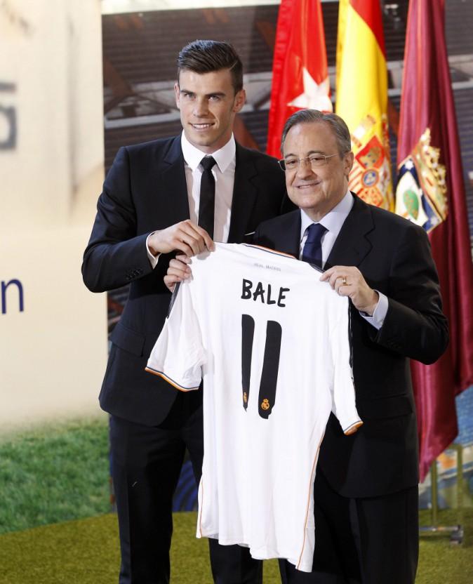 Gareth Bale, le plus gros transfert de l'hstoire du foot