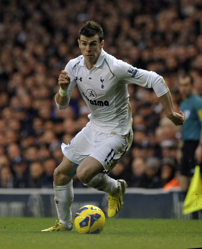 Gareth Bale va jouer au Real Madrid