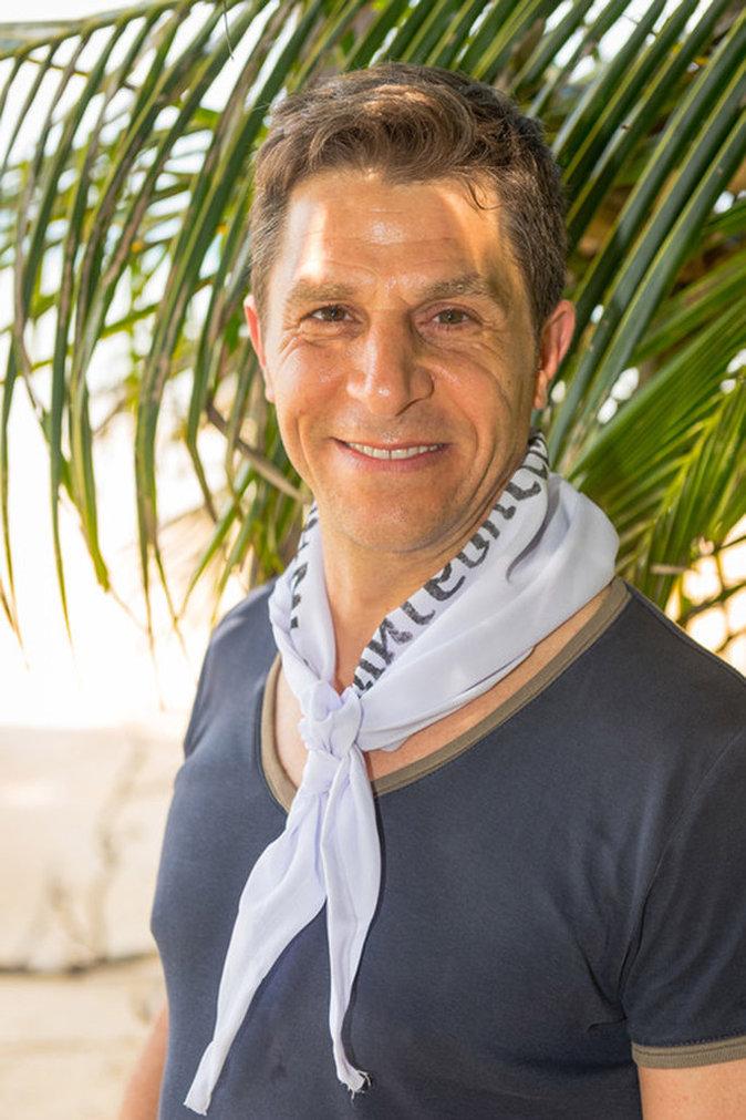 Amir, 46 ans, entrepreneur