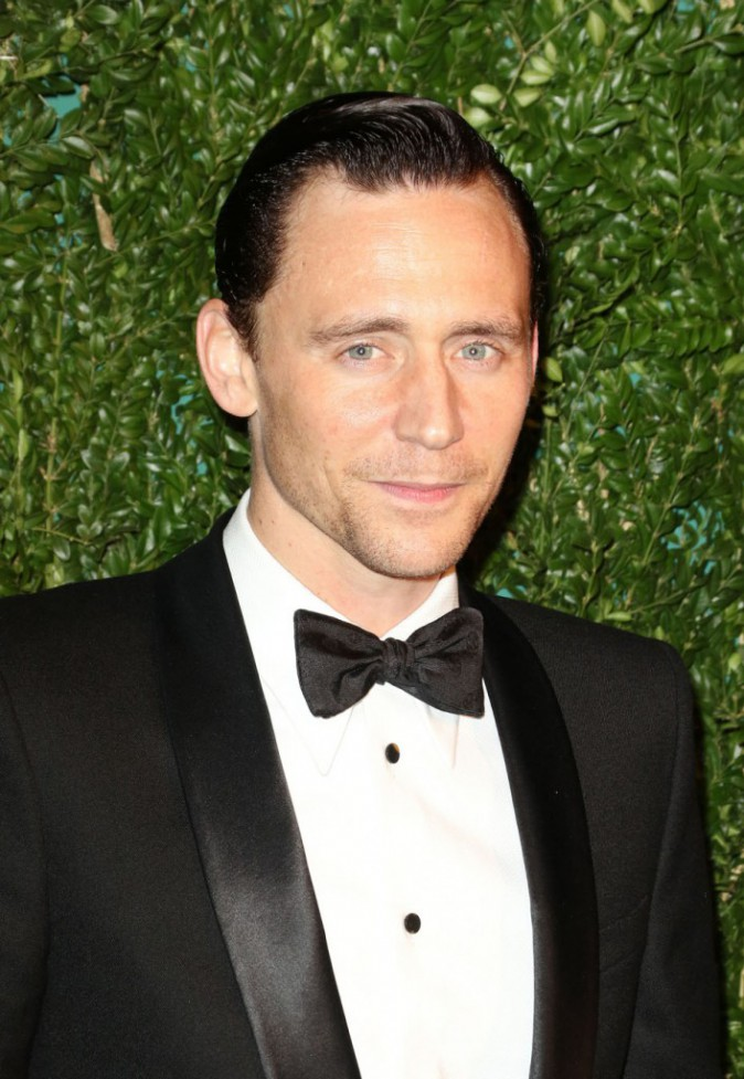3ème : Tom Hiddleston