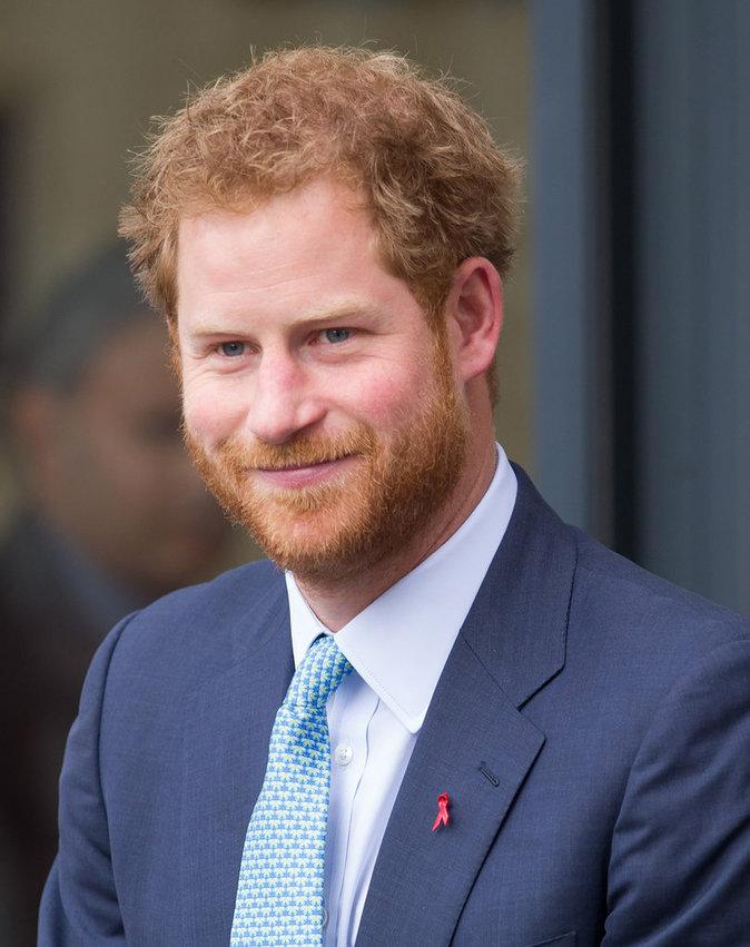 10 - Prince Harry