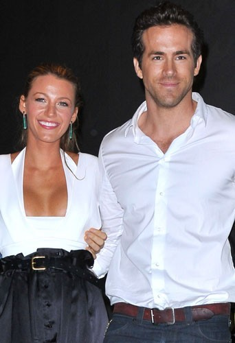 Blake Lively et Ryan Reynolds filent le parfait amour!