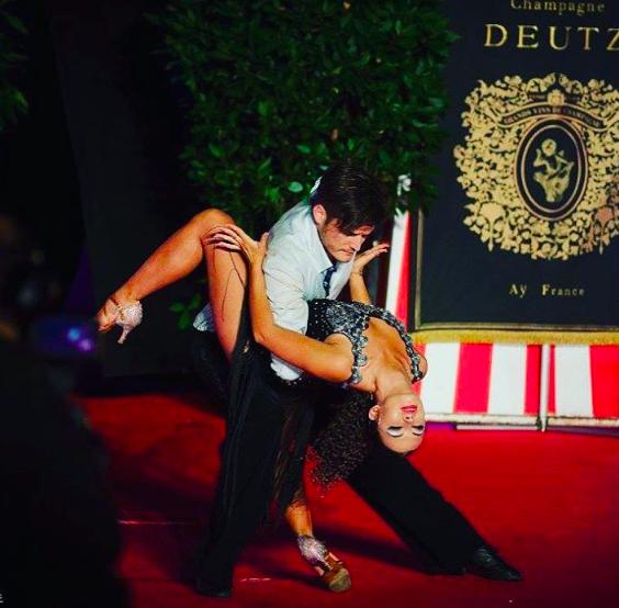 Photos : Découvrez Marie Denigot : la nouvelle (bombesque) danseuse professionnelle de Danse avec les stars !