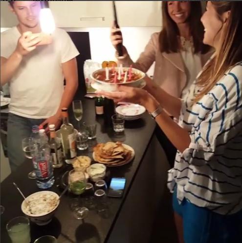 Photos : Découvrez quelle ancienne Miss France a fêté son anniversaire en avance !