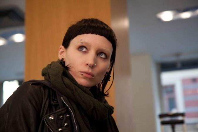 Dans le rôle de Lisbeth Salender