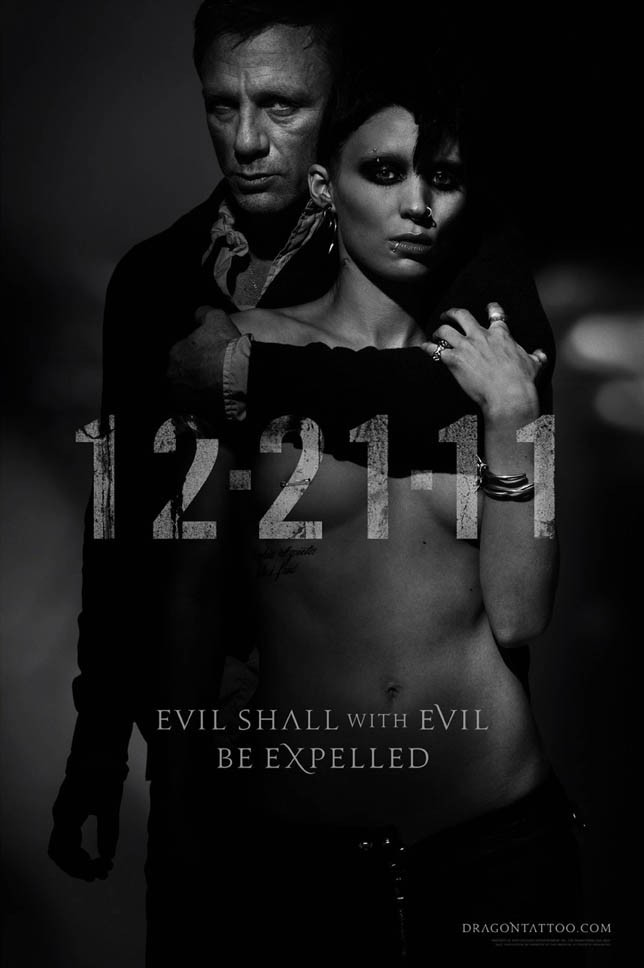 Elle partage l'affiche avec Daniel Craig