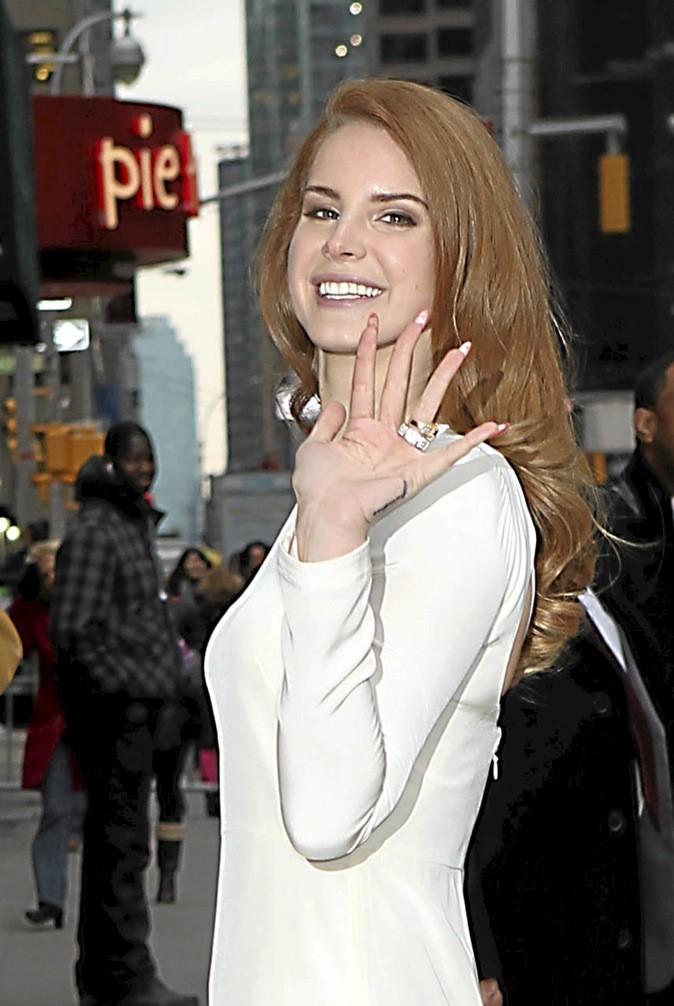 Lana Del Rey : a portée de main ! IN !