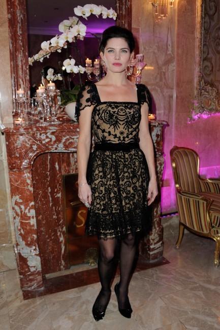 Delphine Chanéac le 11 décembre 2012 à Paris