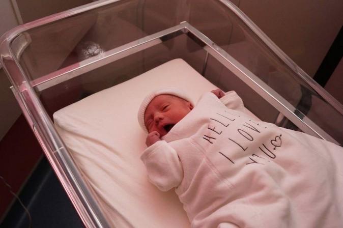 Delphine Chanéac maman pour la première fois... L'actrice vous présente son adorable fils !